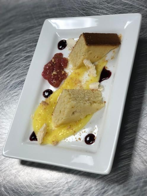 Seasonal Dessert Selection