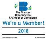 We're a Member 2018!